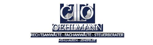 Arbeitsrecht – OEHLMANN Fachanwaelte Logo